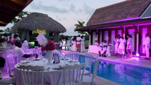 party event by didea punta cana