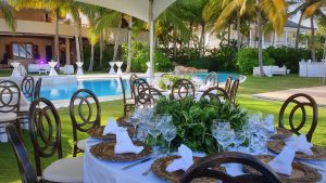 cocktail dinner punta cana didea events