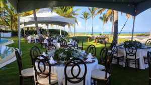 private venue for events weddings by didea punta cana