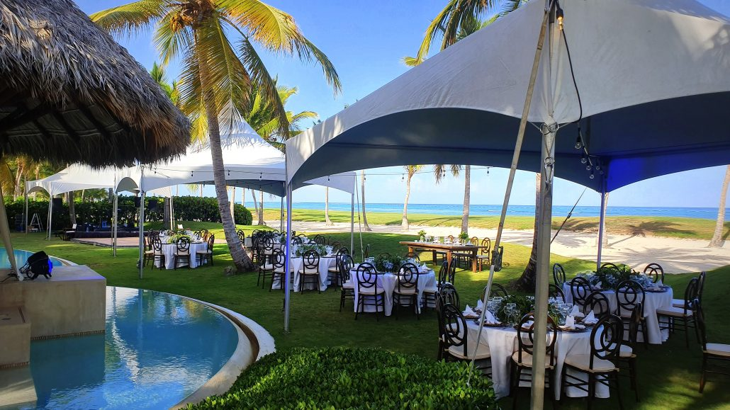 oceanfront wedding venue punta cana didea event planner