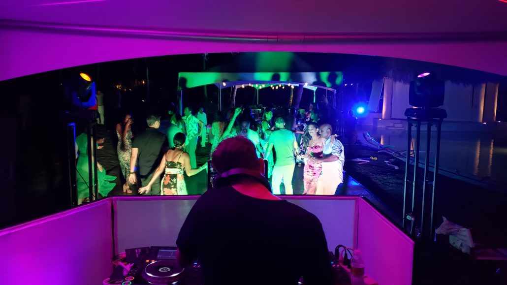 punta cana live music dj events weddings didea