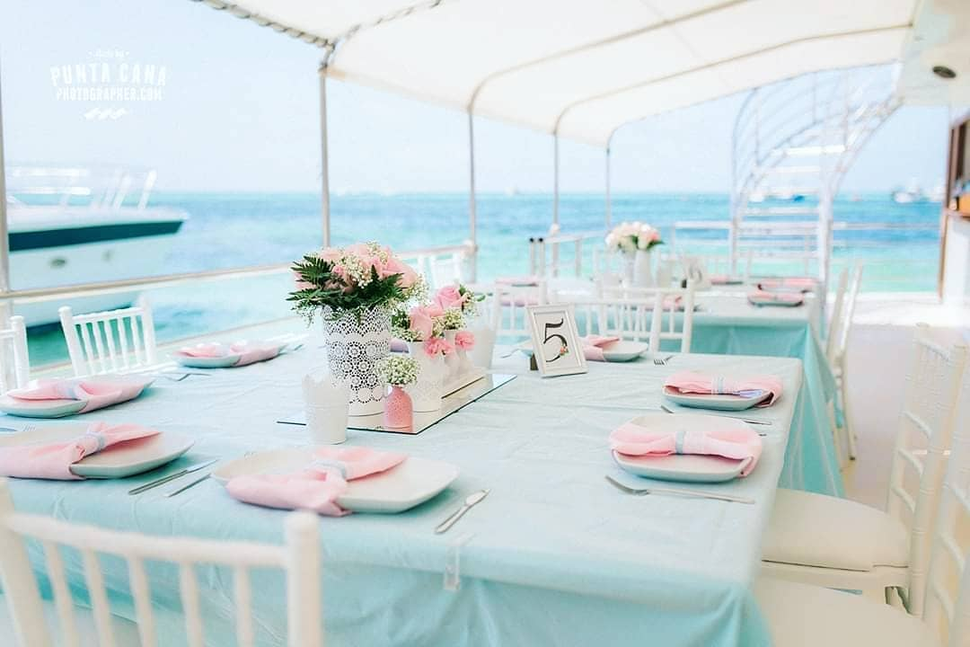 boat wedding punta cana didea events