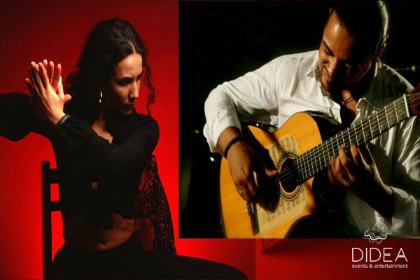 Flamenco Show - The passion of music and the power of dance