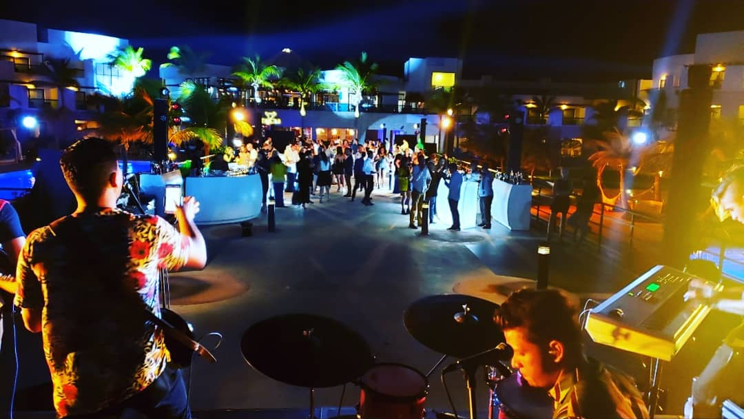 Live Music Band Punta Cana