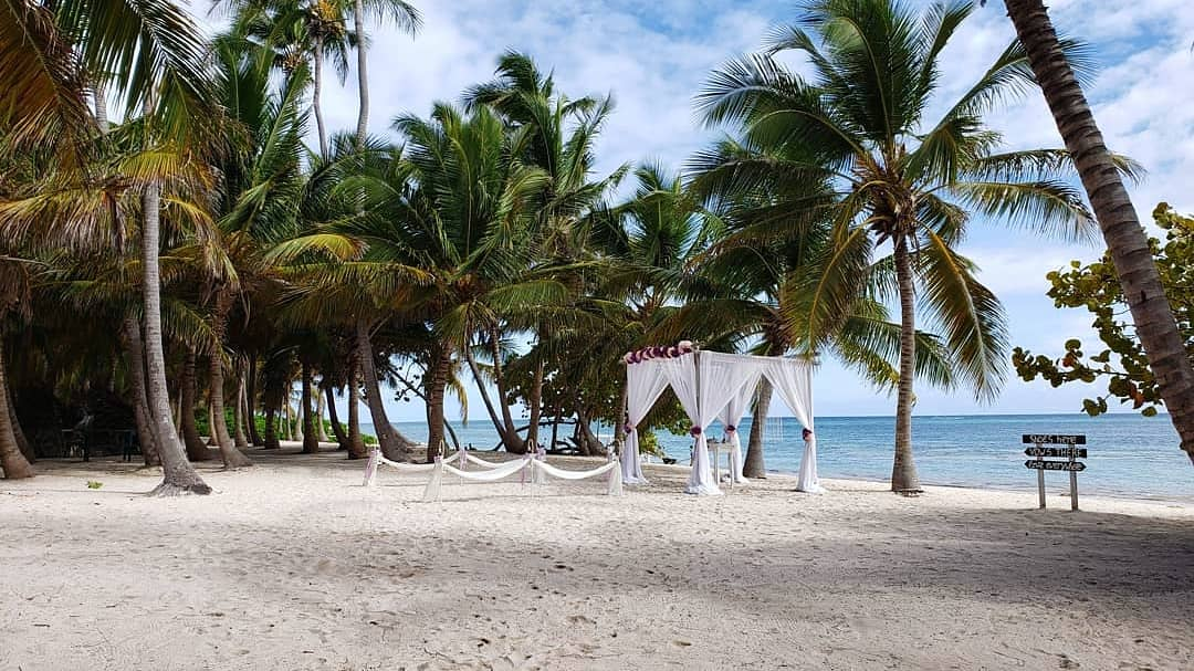 Private Beach Location Venue Punta Cana Dominican Republic Didea Planner