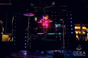 Water Led Percussion Show, Punta Cana
