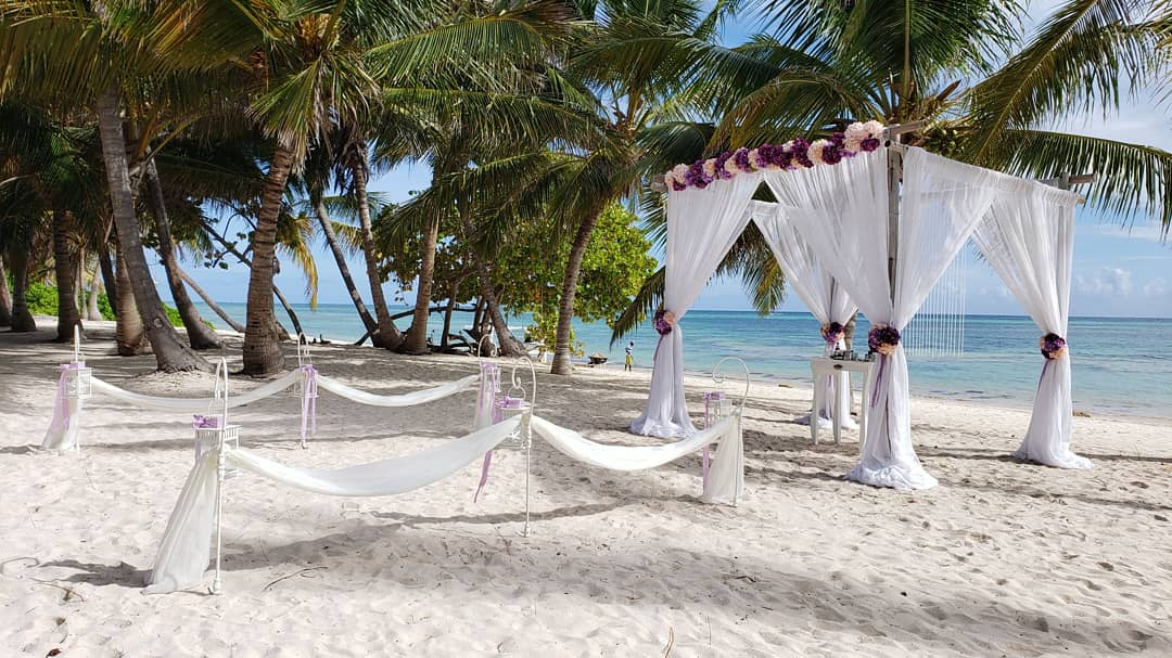 Wedding Private Beach DIDEA Punta Cana