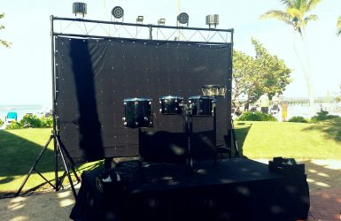 Didea Show - Equipment Rentals for Events & Entertainment - Punta Cana