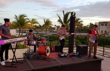 Live Music Punta Cana by Didea Band