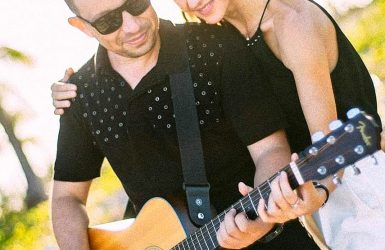 Jazz Pop Duo Punta Cana Live Music by Didea Events Weddings