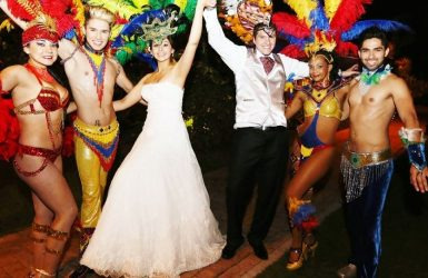 Hora Loca Show Punta Cana Carnaval by Didea Events Weddings Entertainment