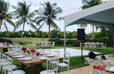Wedding Event Party Setup Rentals Punta Cana Didea Planner
