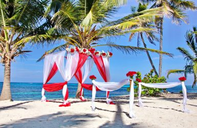Private Beach Wedding Punta Cana by Didea Event Planner