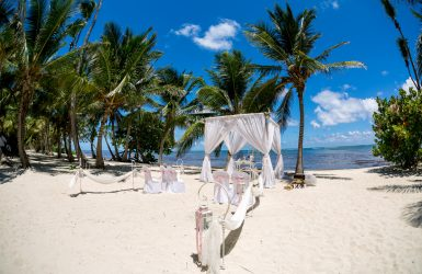 Private Beach Ceremony Punta Cana Didea Weddings Planning